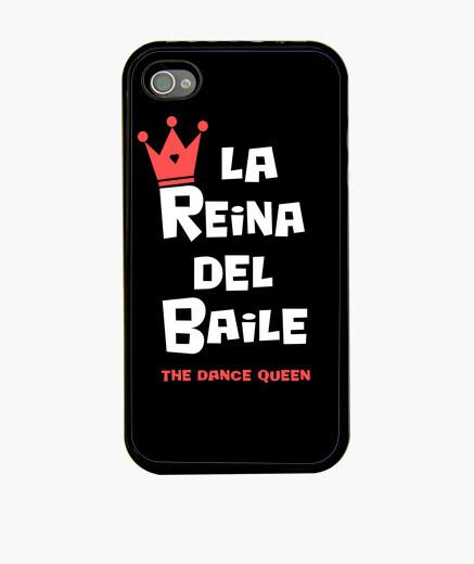 Coque iPhone reine du bal