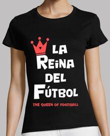 reine du football
