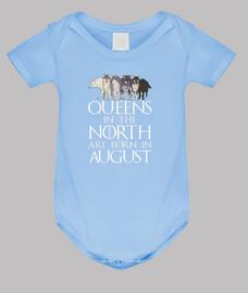 reines du nord nées en août