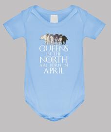 reines du nord nées en avril