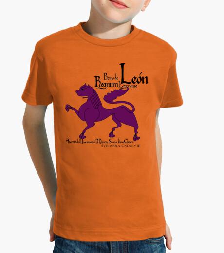 Ropa infantil Reino de León