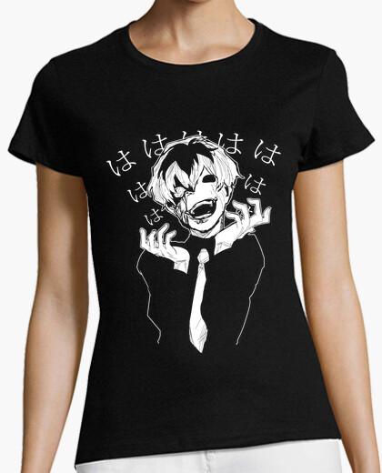 Camiseta reír necrófago - necrófago tokyo