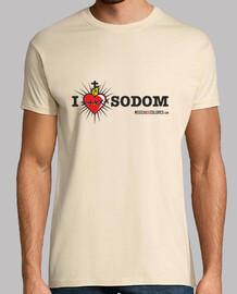 reividicativa: je aime la sodomie. noir.