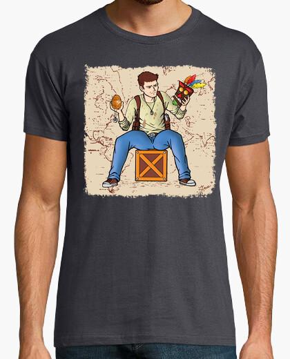 Camiseta reliquias extrañas