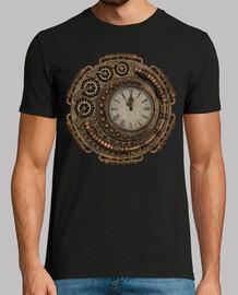 Reloj Steampunk / Ciberpunk / Retro