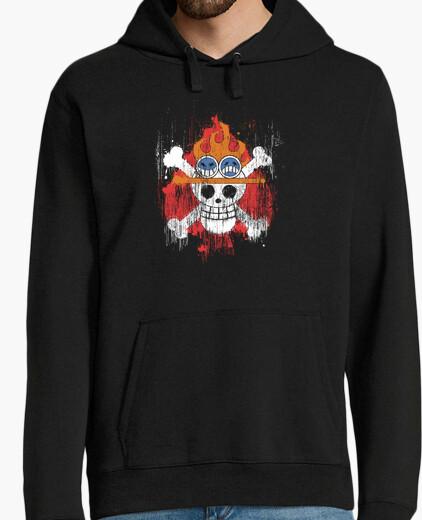 Remember ace - black hoody