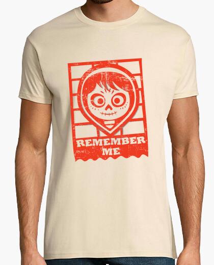 Camiseta Remember me