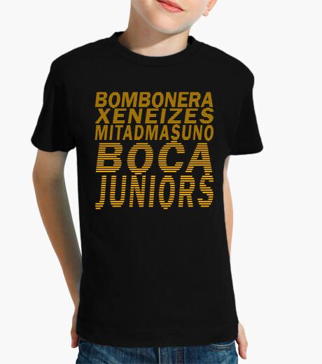 Ropa infantil Remera Boca Juniors