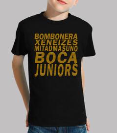 Remera Boca Juniors