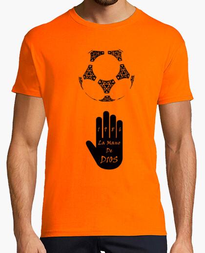 Camiseta Remera Maradona - La mano de Dios