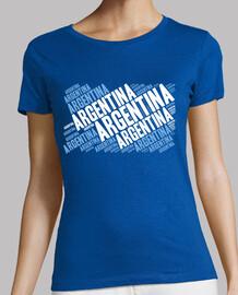 Remera Mujer Argentina