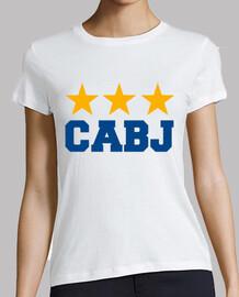 Remera Mujer Boca Juniors CABJ