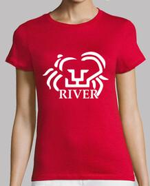 Remera Remera Mujer Leon River Plate