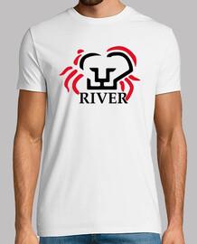 Remera River Plate - León