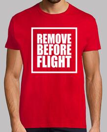 Remove Before Flight - Free colour