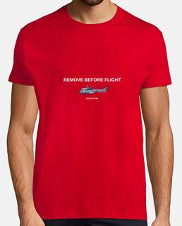 REMOVE BEFORE FLIGHT EUROCOPTER