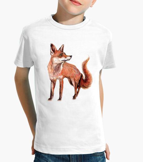 Vêtements enfant renard