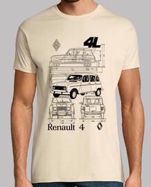 Renault 4 B