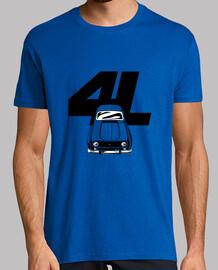 Renault 4l couleur