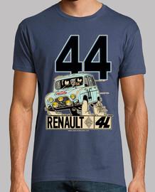 renault 4l rallye monte-carlo 1963