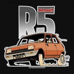 Camisetas RENAULT 5