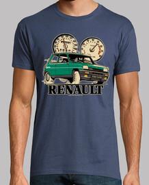 RENAULT 5 ALPINE TURBO VERDE