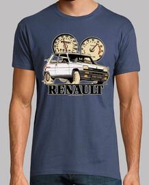 renault 5 alpine white turbo