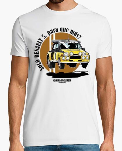 Camiseta Renault 5 maxi