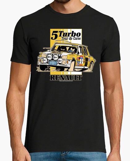 Camiseta RENAULT 5 TURBO TOUR DE CORSE