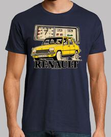 renault 7 jaune