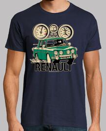 renault 8 ts vert