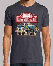 renault Alpine A110 Monte-Carlo