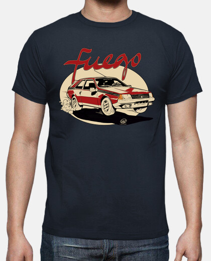 renault fire red