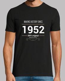 rendendo history dal 1952 bianco