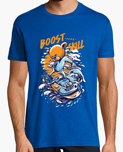Tee-shirt renforcer vos compétences