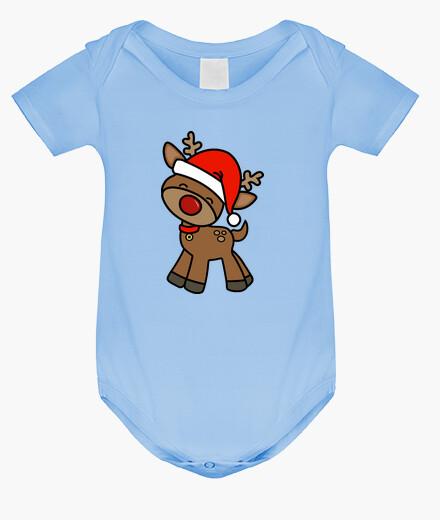 Ropa infantil Reno de navidad 3