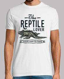 reptile t shirt vintage retro style lizard reptiles