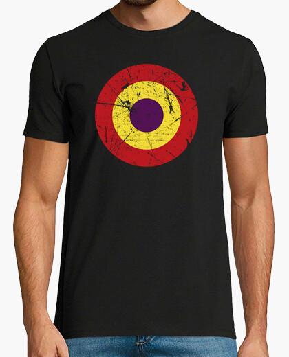 T-shirt repubblica cerchio usurato