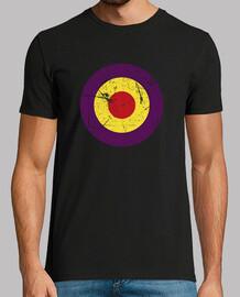 repubblica indossato cerchio inverso (l'uomo)
