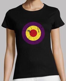 republic worn reverse circle (woman)