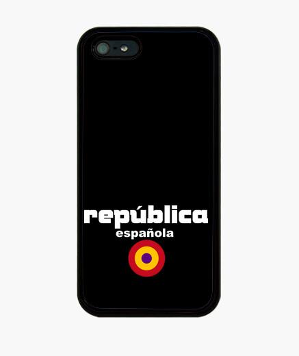 Funda iPhone República española