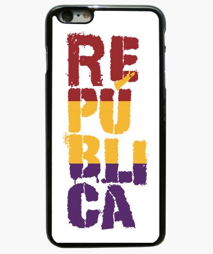Funda iPhone 6 Plus / 6S Plus REPÚBLICA (iPhone)