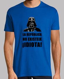 República no existeix Darth Vader