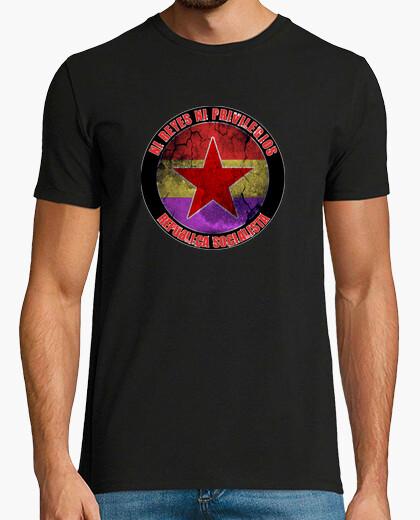 Camiseta República Socialista 1