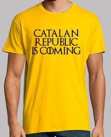 république catalane est à coming