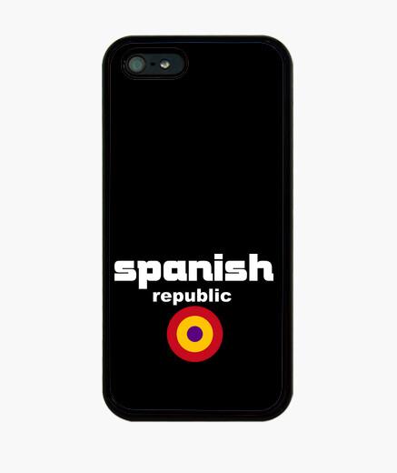 Coque iPhone république espagnole