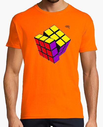 Camiseta RepuRubik