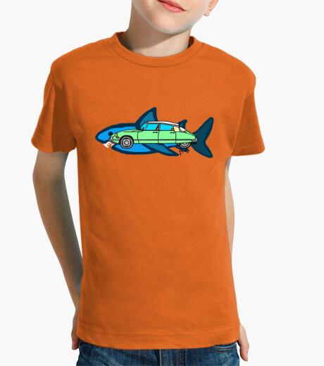 Vêtements enfant requin