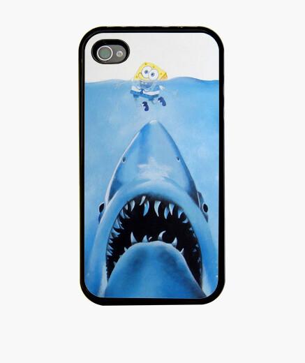coque iphone xs max requin