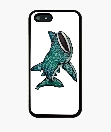 Coque iPhone requin baleine iphone